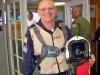 Citizen astronaut candidate Steve Heck