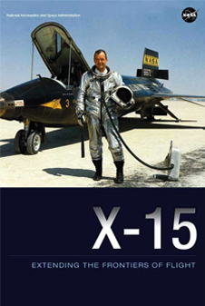 X-15 Extending the Frontiers of Flight book cover