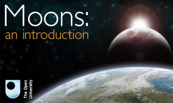 Moons: an introduction from The Open University