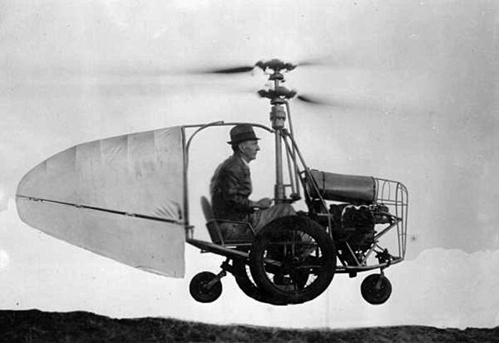 Flying car / readable airplane