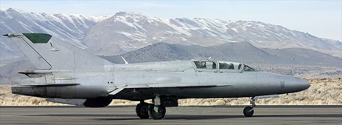 Archangel Aerospace Trainer (MiG-21 derivative)