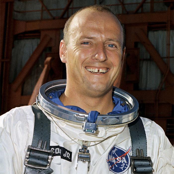 "NASA Astronaut Charles ""Pete"" Conrad"