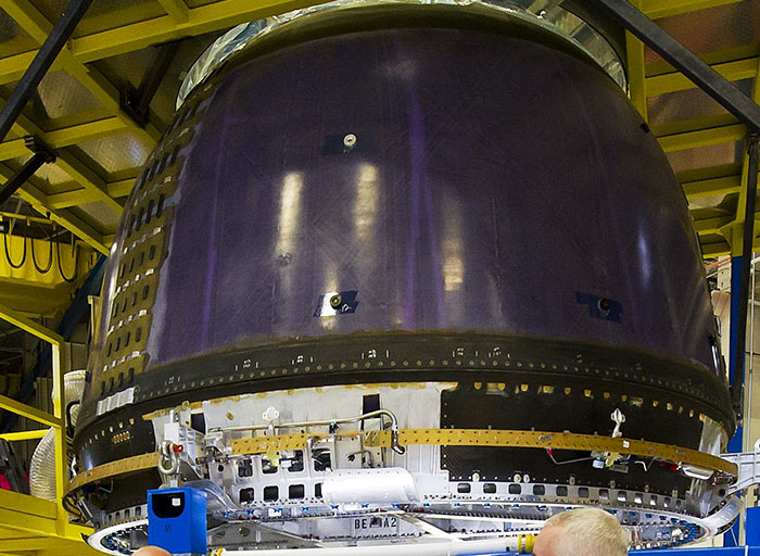 Blue Origin crew capsule