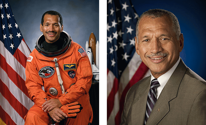 NASA Administrator Major General Charles Bolden (USMC-ret.)