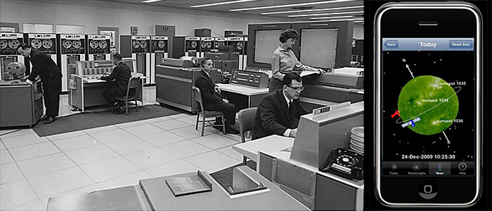 50 years of progress in NASA computer systems