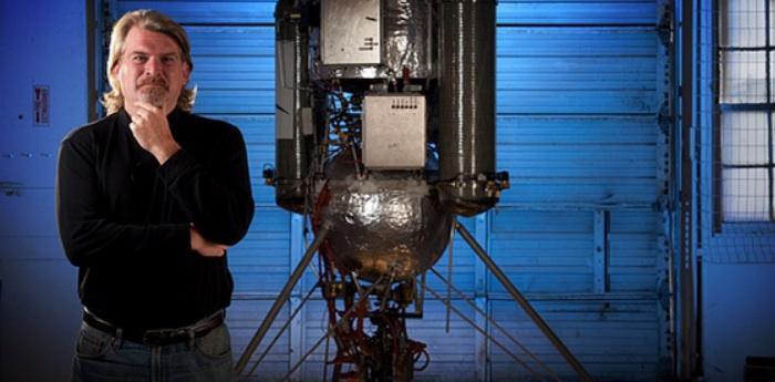 Dave Masten, CTO Masten Space Systems