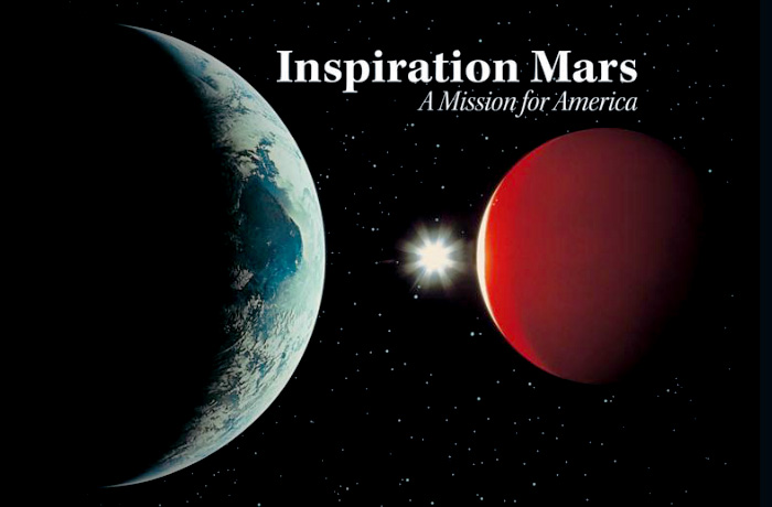 Inspiration Mars Foundation logo