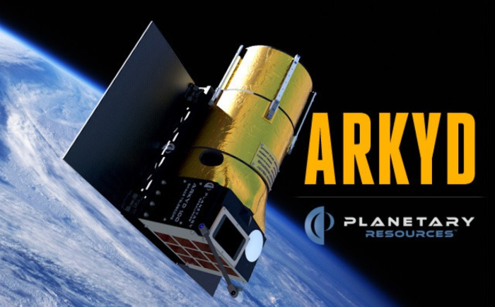 Planetary Resources Arkyd-100 space telescope