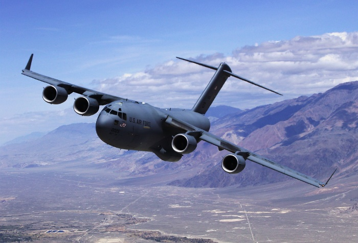 US Air Force C-17 Globemaster III