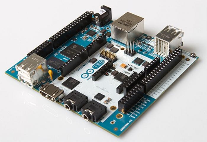 Arduino TRE board