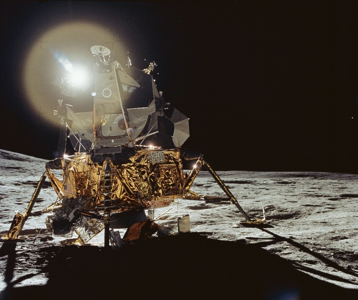 Apollo 14 lunar module
