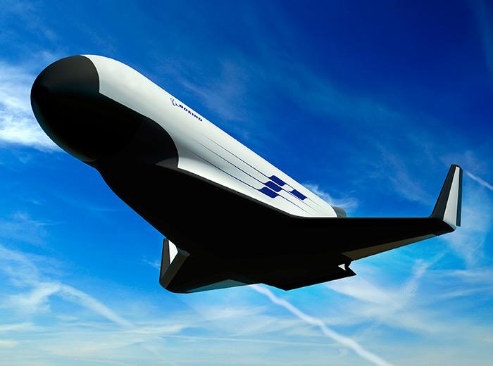 Boeing/DARPA Experimental SpacePlane (XS-1) concept