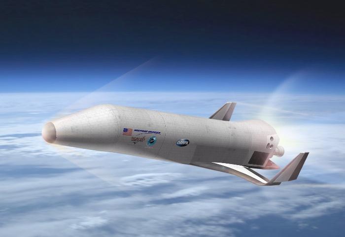 Northrop Grumman Experimental Spaceplane concept
